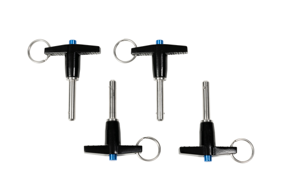 T-Handle Pin Set (4 Pack)