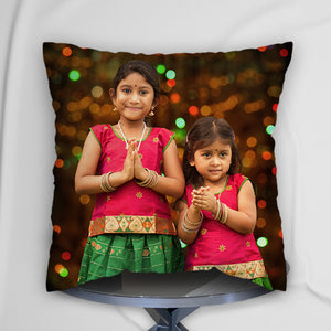 Personalized Cushion Full Print