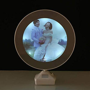 Magic Mirror And Photo Frame