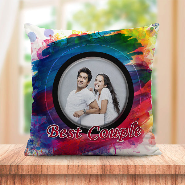 Personalized Best Couple Cushion