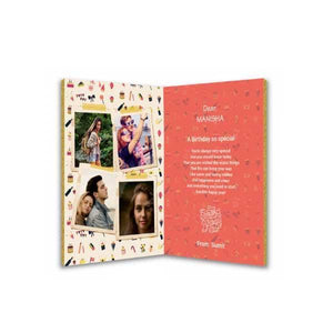 Birthday Audio Greeting Card