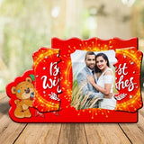 Best Wishes Magnetic Photo Frame