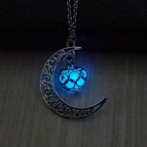 Crescent Moon Necklace