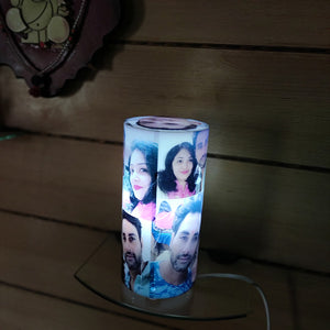 Personalized Lively Cylinder lamp