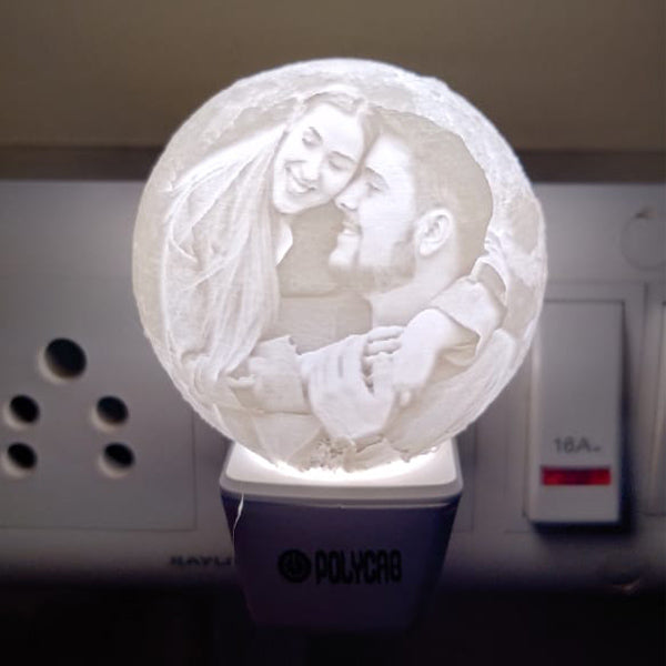 Personalized Moon Night Lamp