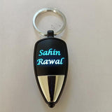 Personalized Led Key Chain.