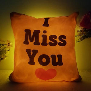 Customized Led Cushion | Gift for Anniversary Birthday