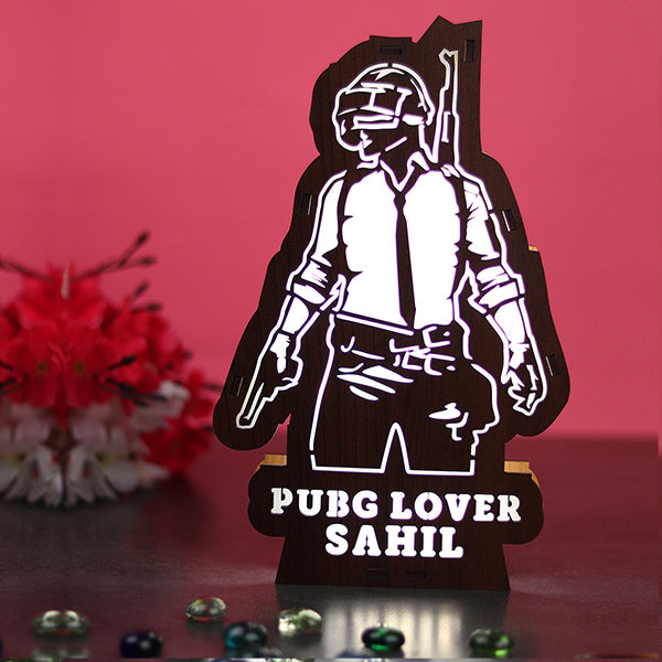 personalized gift for  PUBG lover