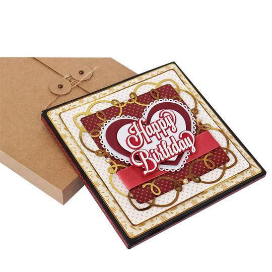 Puzzle Photo Album Valentine