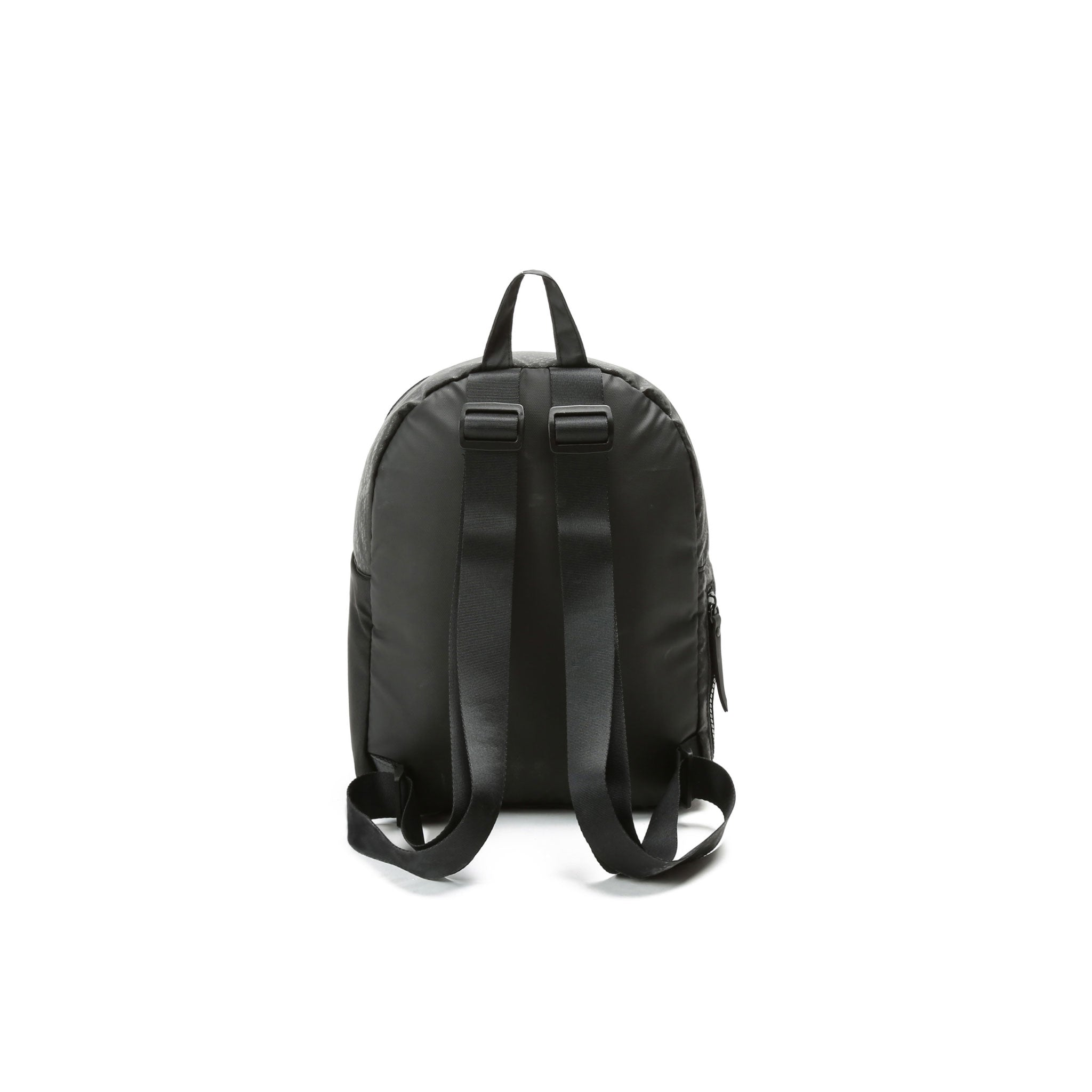 Lexi Mini Backpack, Black Snakeskin