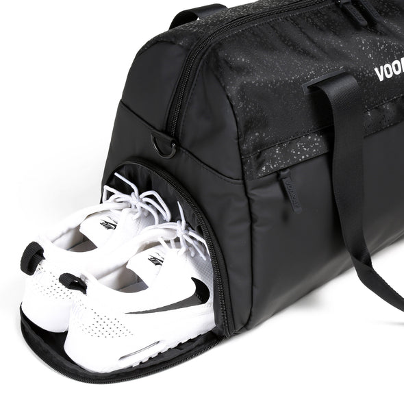 Trainer Duffel, Black Foil