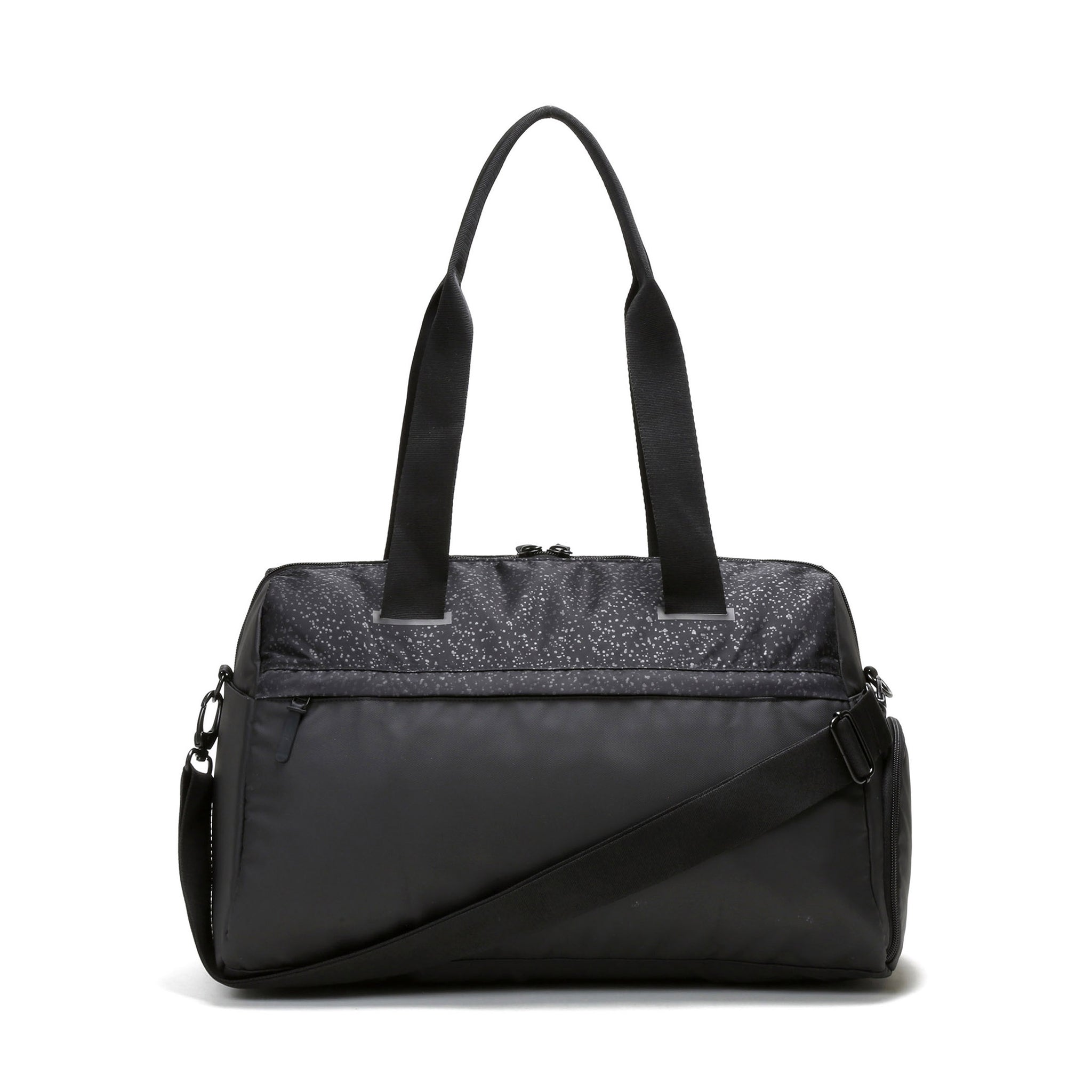 Trainer Duffel Bag, Black Foil