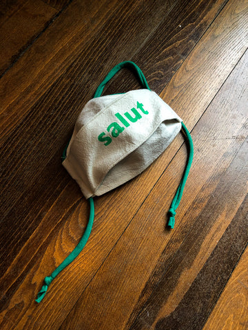 Salut - Reusable Mask