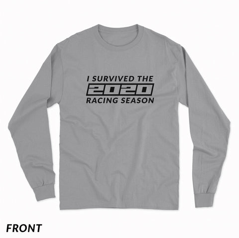 Long Sleeve LDRC 2020 Shirt Grey
