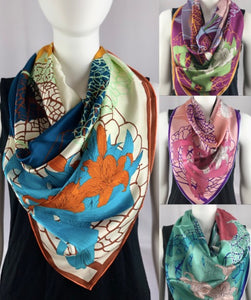 Square Scarves Collection