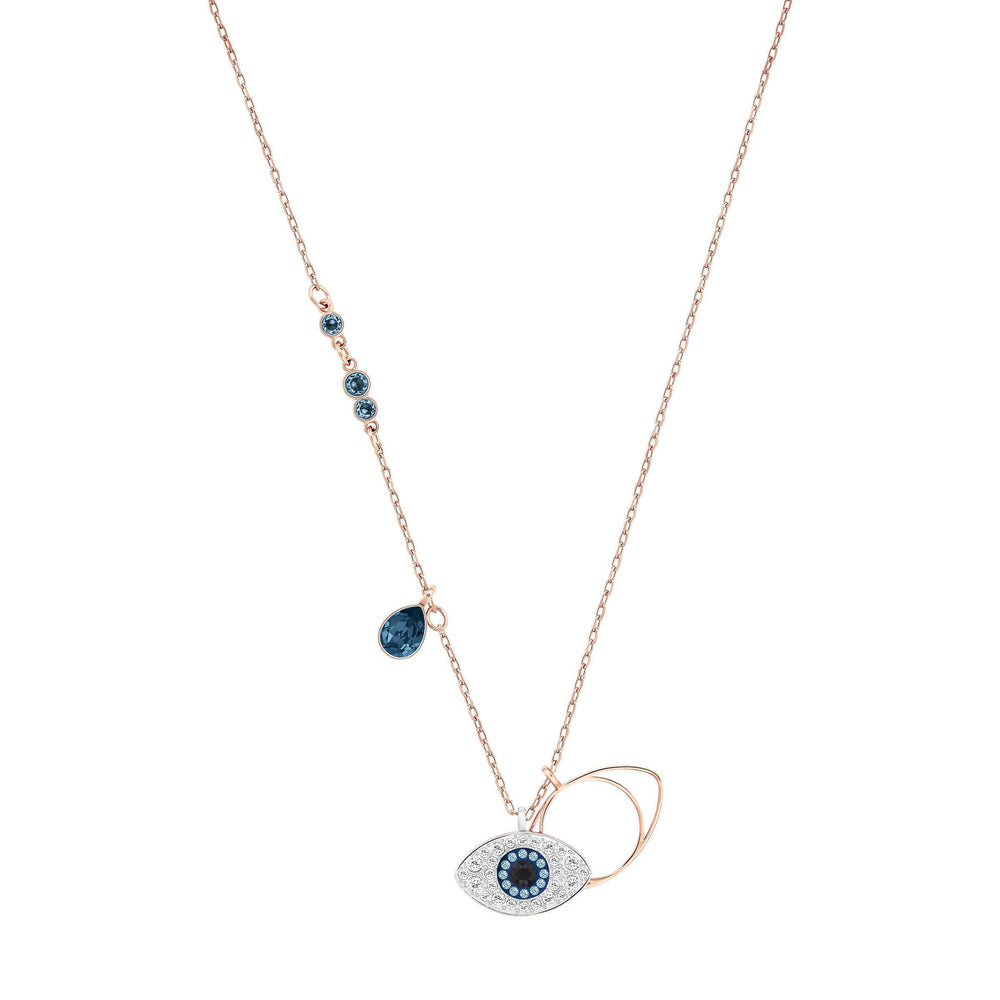 duo-evil-eye-pendant-blue-mixed-plating