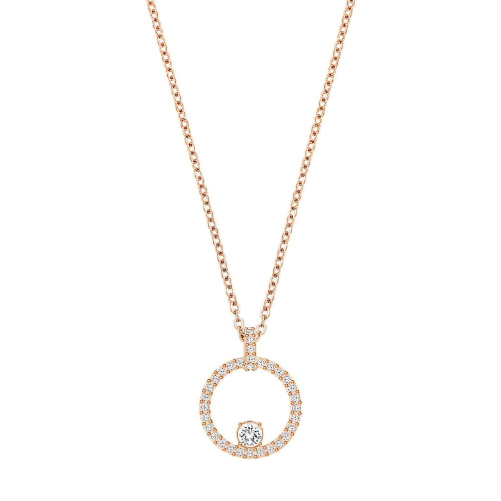 creativity-circle-pendant-white-rose-gold-plated