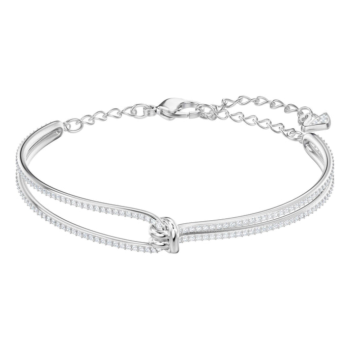 lifelong-bangle-white-rhodium-plating