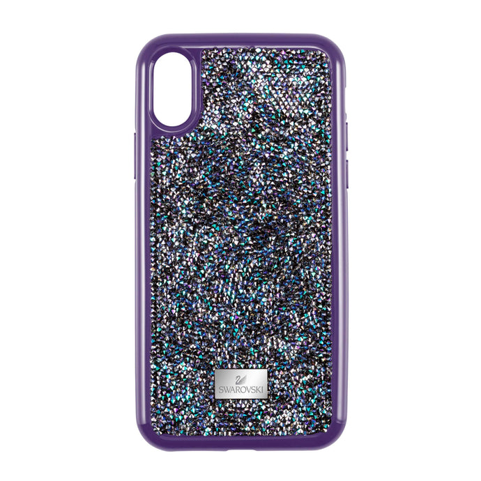 glam-rock-smartphone-case-with-bumper-iphonea-r-x-xs-purple