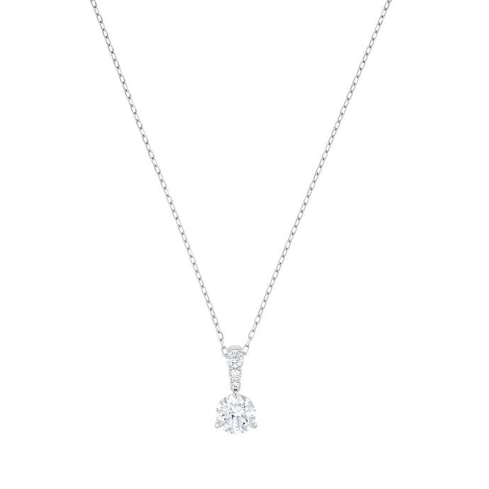 solitaire-pendant-white-rhodium-plated