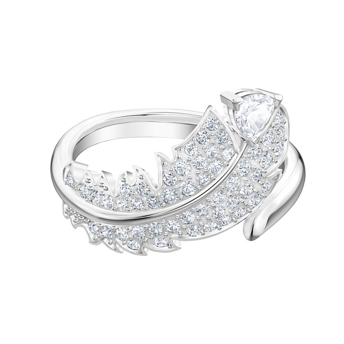 nice-motif-ring-white-rhodium-plated
