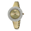 Load image into Gallery viewer, crystal-rose-watch-metal-bracelet-gray-champagne-gold-tone-pvd