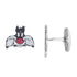 looney-tunes-sylvester-cuff-links-multi-colored-rhodium-plated