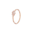 Load image into Gallery viewer, Penélope Cruz Moonsun Ring, White, Rose gold plating