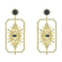 tarot-magic-pierced-earrings-multi-colored-gold-tone-plated-1