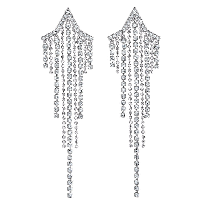fit-star-pierced-tassell-earrings-white-rhodium-plated