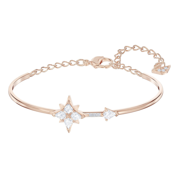 swarovski-symbolic-bangle-white-rose-gold-tone-plated