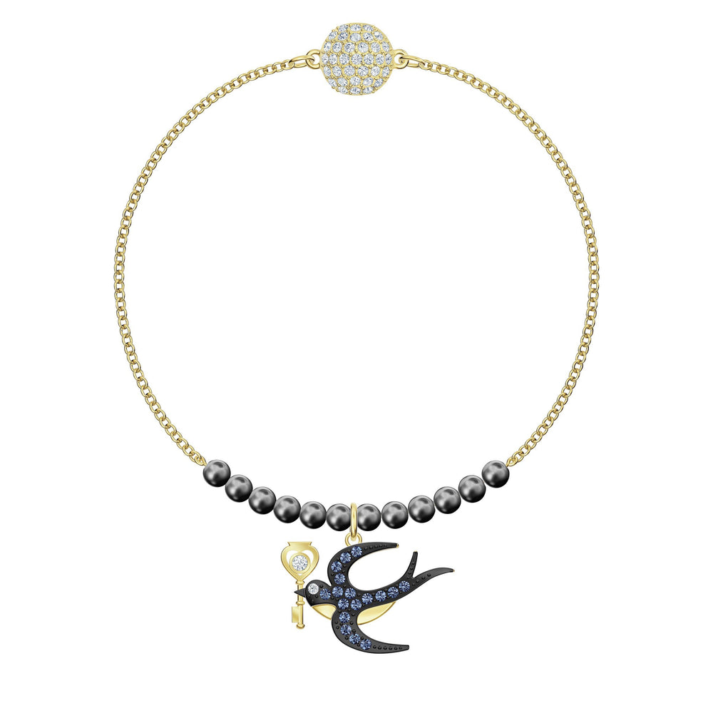 swarovski-remix-collection-swallow-strand-multi-colored-gold-tone-plated