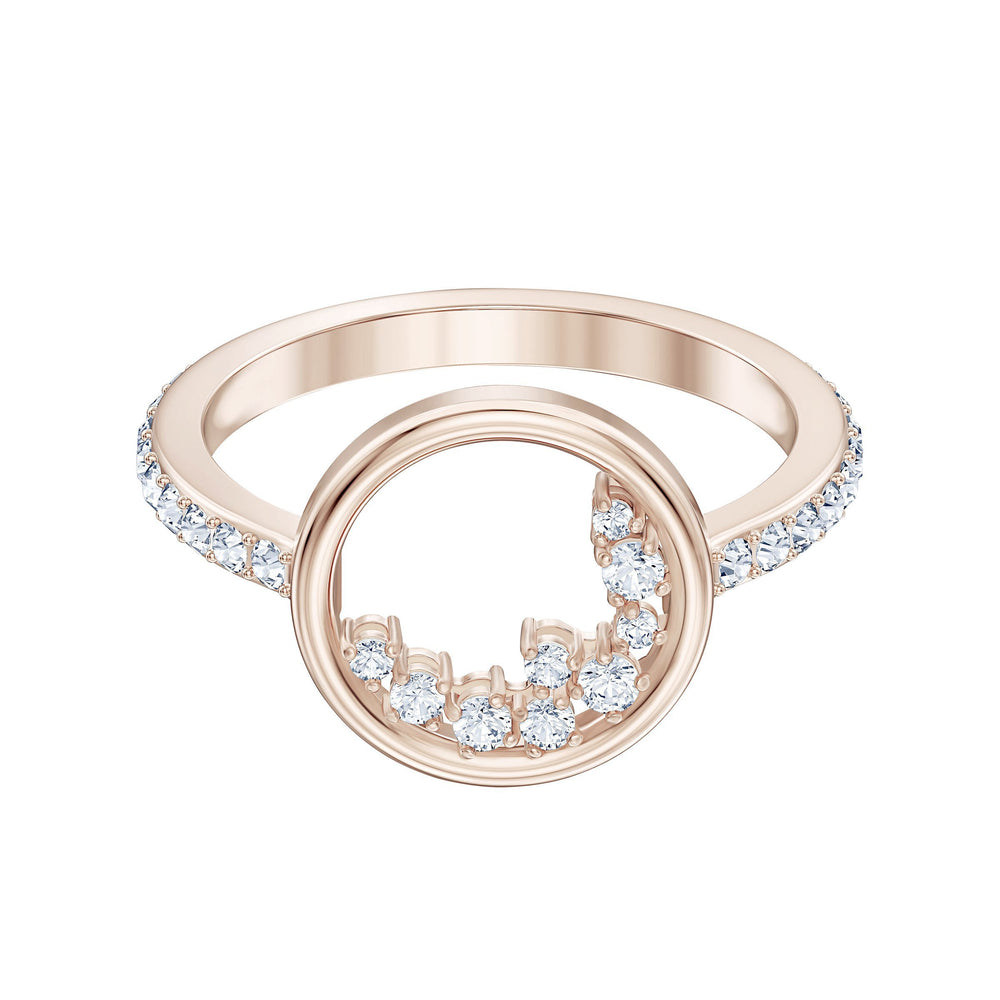 north-motif-ring-white-rose-gold-tone-plated-1