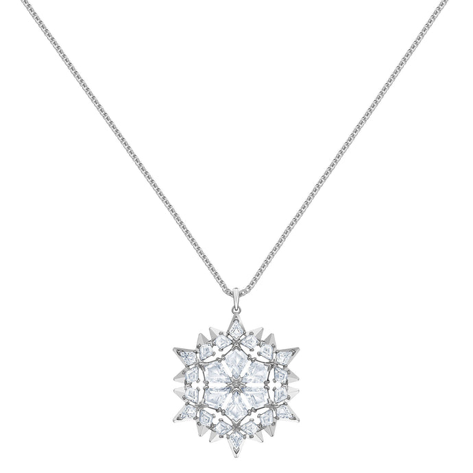 magic-snow-pendant-white-rhodium-plated