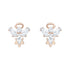 magic-angel-stud-pierced-earrings-white-rose-gold-tone-plated