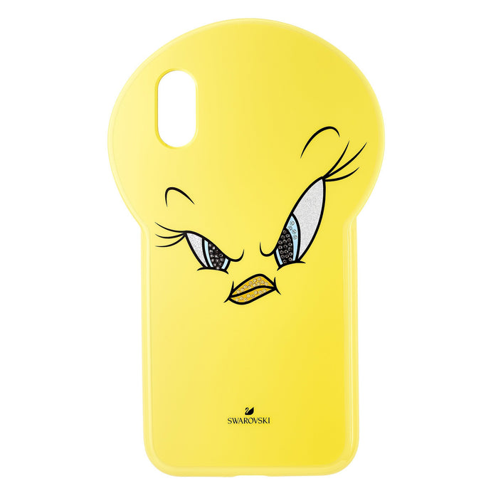 looney-tunes-tweety-smartphone-case-iphone-r-x-xs-yellow