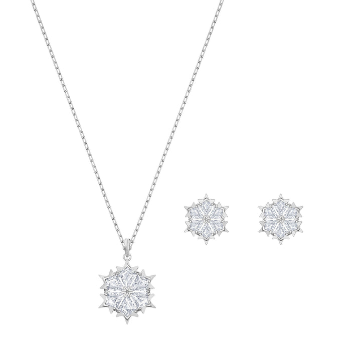 magic-snowflake-set-white-rhodium-plated