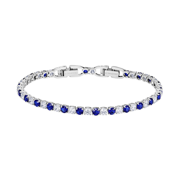 tennis-deluxe-bracelet-blue-rhodium-plated