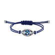 Load image into Gallery viewer, swarovski-power-collection-evil-eye-bracelet-blue-stainless-steel