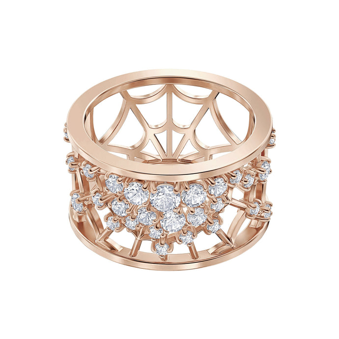 precisely-motif-ring-white-rose-gold-tone-plated