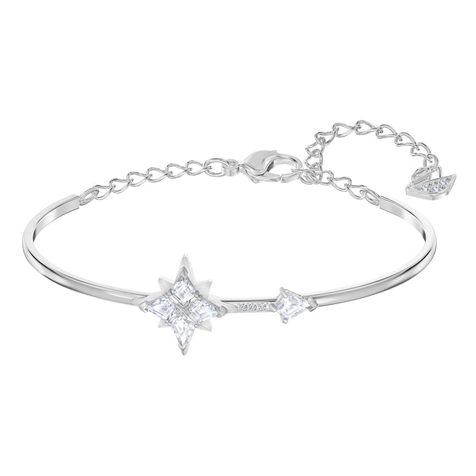swarovski-symbolic-bangle-white-rhodium-plated