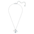 Load image into Gallery viewer, so-cool-cluster-necklace-white-rhodium-plated