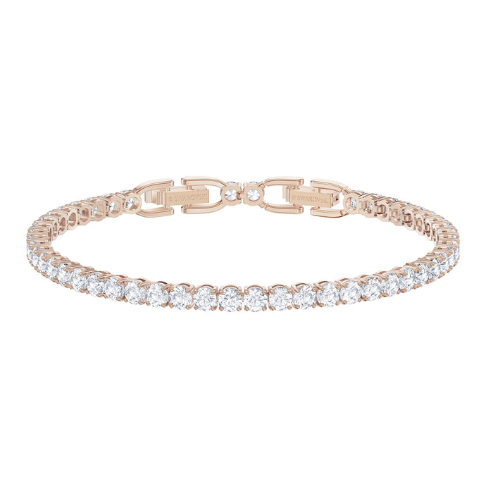 tennis-deluxe-bracelet-white-rose-gold-tone-plated