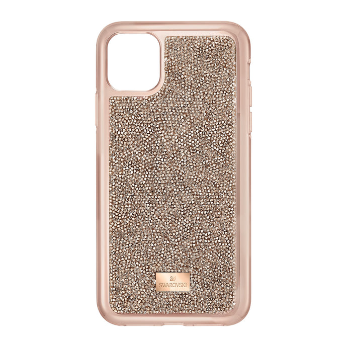 glam-rock-smartphone-case-with-bumper-iphone-r-11-pro-rose-gold-tone