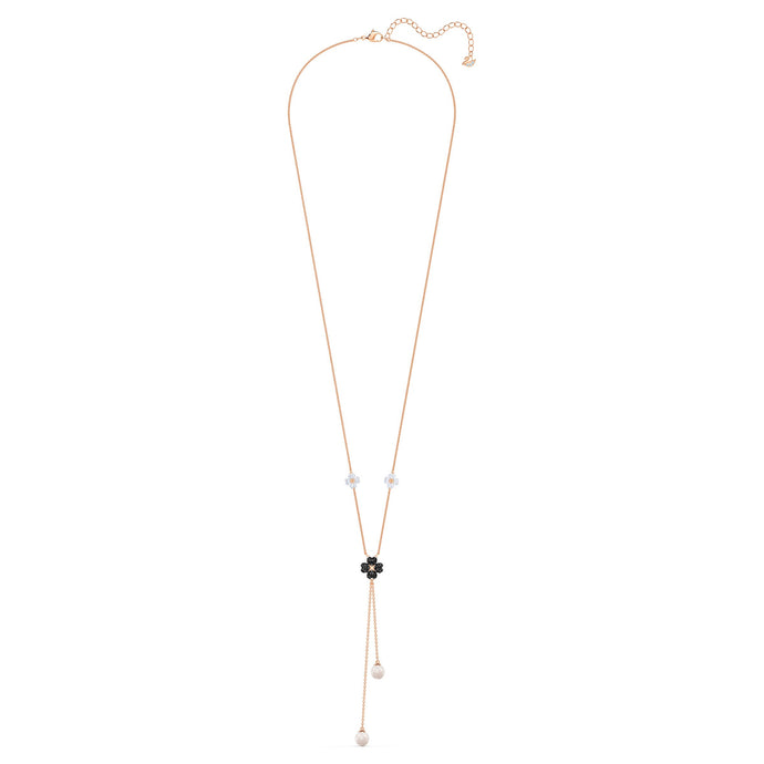 latisha-y-necklace-black-rose-gold-tone-plated