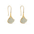 stunning-ginko-pierced-earrings-white-gold-tone-plated