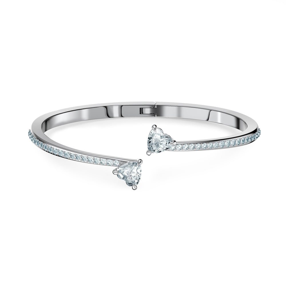 attract-soul-heart-bangle-white-rhodium-plated