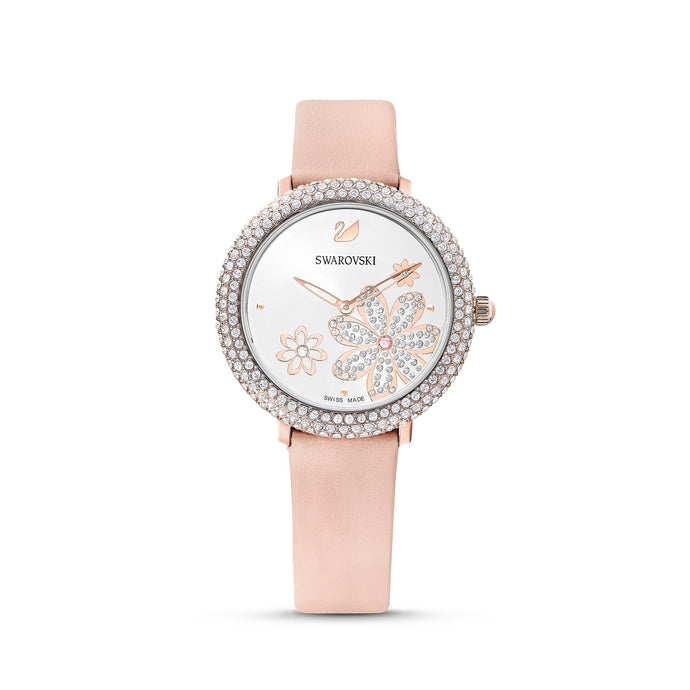 crystal-frost-watch-leather-strap-pink-rose-gold-tone-pvd