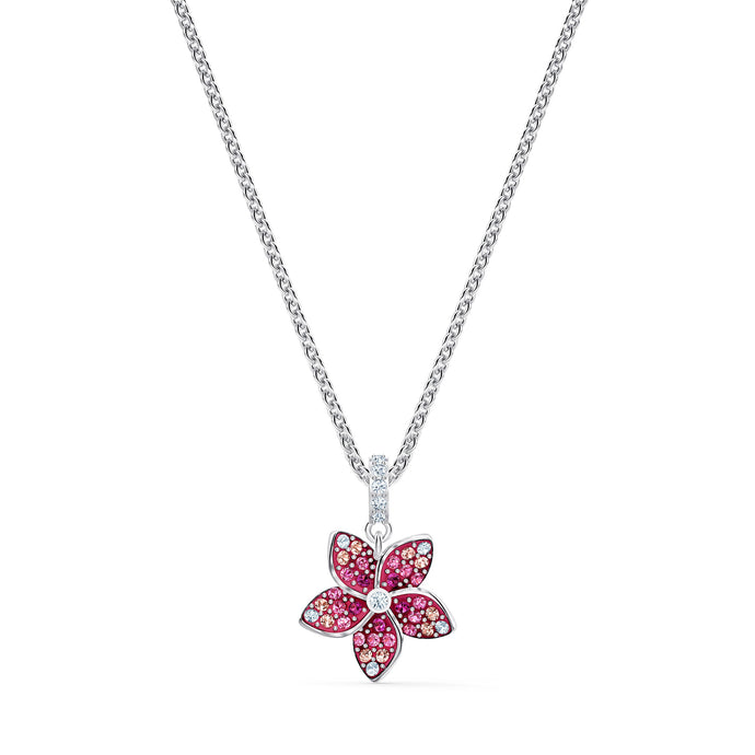 tropical-flower-pendant-pink-rhodium-plated