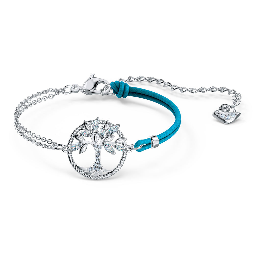 swarovski-symbolic-tree-of-life-bracelet-blue-rhodium-plated